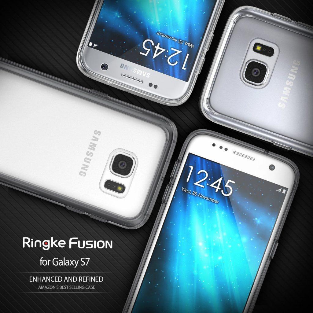 La mejor funda para el Samsung Galaxy S7 y S7 Edge